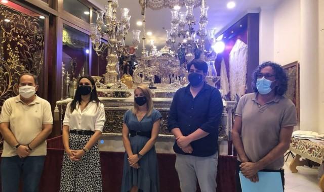 Canceladas las Fiestas Patronales de la Bella y San Roque de Lepe
