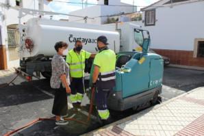 El Ayuntamiento de Cartaya pone en marcha una campaña para mejorar la limpieza viaria