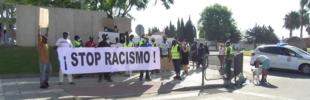 Inmigrantes reivindican alojamientos dignos en la provincia de Huelva
