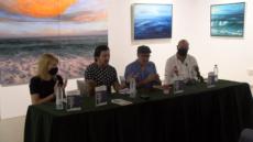 Vito Domínguez presenta 'Local de Ensayo' en La Antilla
