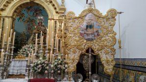 Cartaya celebró el fin de semana en torno a la Virgen de Consolación