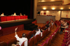 El Pleno de Cartaya aprueba el reasfaltado de calles