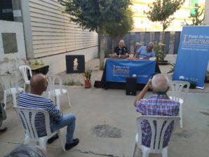 El ultimo libro del poeta Fernando Cabrita llega a las 'Veladas Literarias' de Punta Umbría