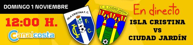 Partido Isla - Ciudad Jardín 01-11-2020