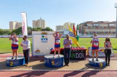 Éxito del Campeonato de Andalucía de Atletismo para Personas con Discapacidad Intelectual