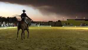 Trigueros acoge la Final del Campeonato de Andalucía de Doma Vaquera para menores