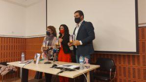 Manuela Infantes compartió en Punta Umbría su libro 'Donde hay un sueño, hay un camino'