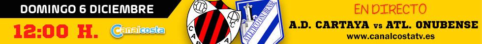Partido Cartaya-Atl. Onubense 06-12-2020