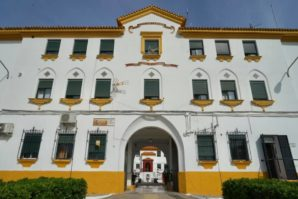 Cuartel Guardia Civil Ayamonte