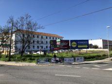 El Ayuntamiento de Ayamonte construirá un nuevo muro perimetral en la Casa Cuartel