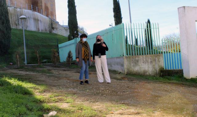 El Ayuntamiento de Cartaya aprueba la adjudicación para el adecentamiento y embellecimiento de la calle trasera al parque El Castillo