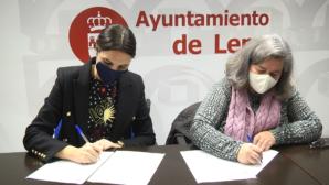 El Ayuntamiento de Lepe y la Hermandad de los Dolores firman un protocolo de colaboración