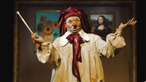 El Teatro del Centro Cultural de la Villa de Cartaya acogerá 'La Primera Obra de Arte'