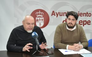 José Manuel Jaén Bernuz se proclama ganador del I Certamen Internacional de Poesía 'Ciudad de Lepe'