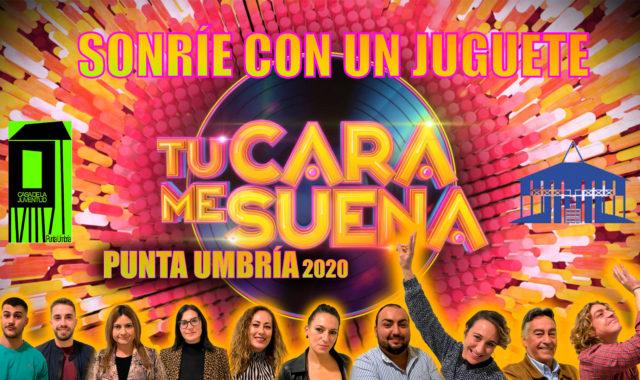 Punta Umbría impulsa la campaña de recogida de juguetes con 'Tu cara me suena'