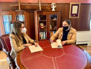 El Ayuntamiento de Ayamonte renueva su compromiso con la Semana Santa