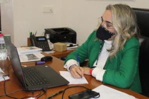 El Ayuntamiento de Cartaya y la diputación de Huelva coordinan esfuerzos frente al Covid-19