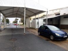 El ayuntamiento de Isla Cristina ofrece apoyo logístico al Centro de Salud