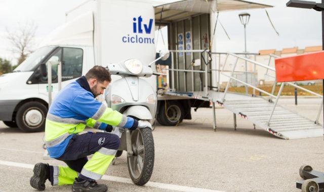 ITV Ciclomotores Lepe