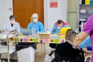 Segunda Dosis Vacuna Residencia Mayores Ayamonte