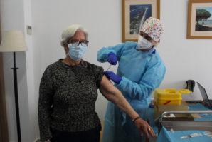 Segunda Dosis Vacunas Covid Centro Mayores Cartaya