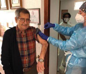 Vacuna Covid Residencia Punta Umbría