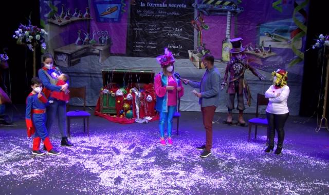 El Carnaval de Calle de Isla Cristina llega a Canalcosta