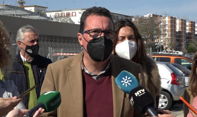 González apremia al Gobierno a acometer los accesos al Hospital de la Costa Occidental