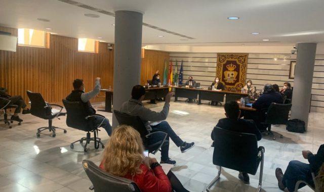 Las parcelas de la Avenida Ciudad de Huelva de Punta Umbría podrán adjudicarse en un mes