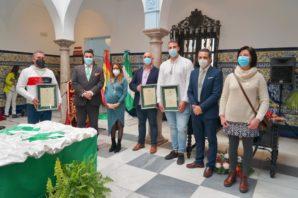 Ayamonte entregó la Medalla de la Ciudad a los héroes del Estanque de la Ribera