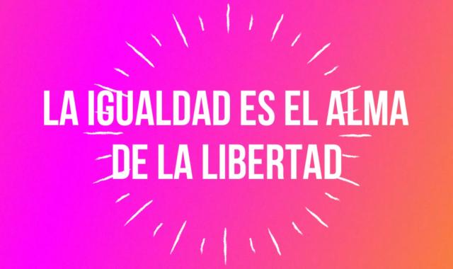 El Ayuntamiento de Ayamonte clausura la campaña del 8M con 'La Igualdad es el alma de la libertad'