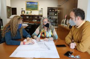 El Ayuntamiento de Cartaya facilita un solar a la Hermandad del Rocío de la localidad