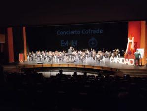 El VIII Concierto Cofrade Solidario de Lepe volvió a ser un éxito