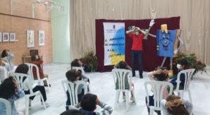Éxito de las Jornadas de Animación a la Lectura en Bellavista