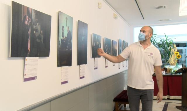 La Asociación Aguip expone 'Un nuevo mundo' en el Centro Cultural de la Villa de Cartaya