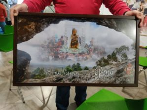 La Romería de la Peña de Puebla de Guzmán ya tiene cartel anunciador