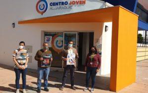 Aljaraque inicia una campaña de promoción del Centro Jóven y los corresponsales juveniles