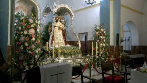 Aljaraque vivió este domingo la Solennidad de la Santísima Trinidad