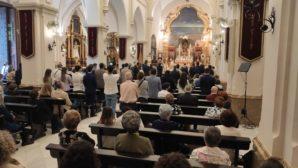 El domingo de Romería llena de emociones la Parroquia de Lepe