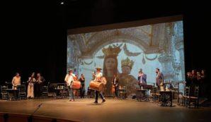 La gala 'Un sueño de Romería' se vivió en el Teatro 'Alcalde Juan Manuel Santana' de Lepe