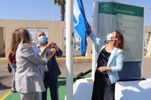 Los puertos andaluces reciben 20 banderas azules