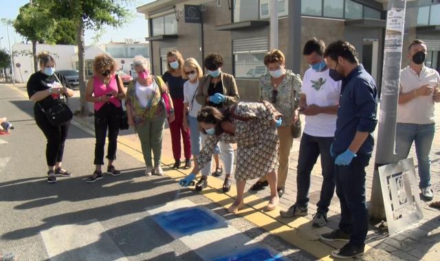 Cartaya y Punta Umbría presentan el programa de seguridad vial con 'Ansares'