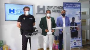 Isla Cristina acogerá la I Jornadas de Emergencias con Drones