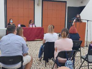 'La Princesa del Sáhara' vio la luz en la Casa Grande de Ayamonte